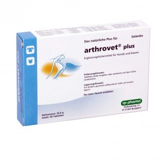 Arthrovet plus
