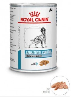 Royal Canin Sensitivity Control Duck + Rice 12 Dosen je 420 g
