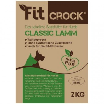 cdVet Fit-CROCK Classic Lamm Mini