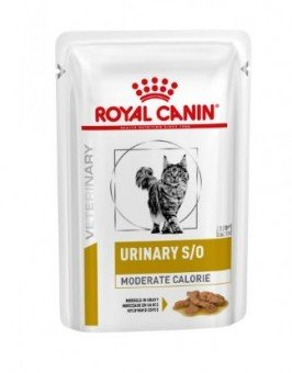 Royal Canin Urinary Moderate Calorie (Lachs)