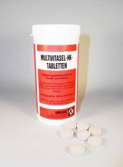 Multivitasel-HK Tabletten