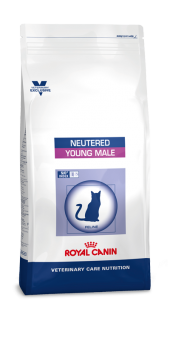 Royal Canin Neutered Young Male Feline