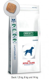 Royal Canin Obesity Management 14 kg (Hund)