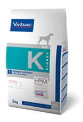 Virbac Veterinary HPM Dog Kidney 1 B-Ware
