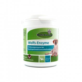 Wolfs-Enzyme 120 g