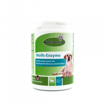 Wolfs-Enzyme 500 g