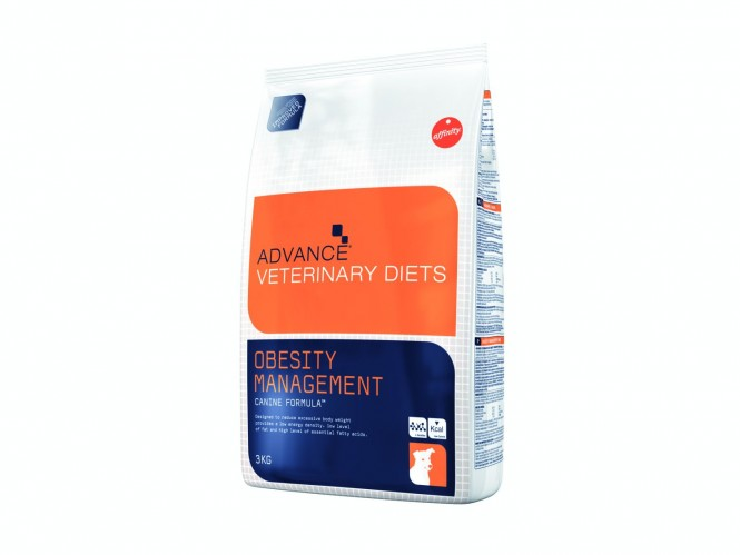 Advance Veterinary Diets Obesity Management