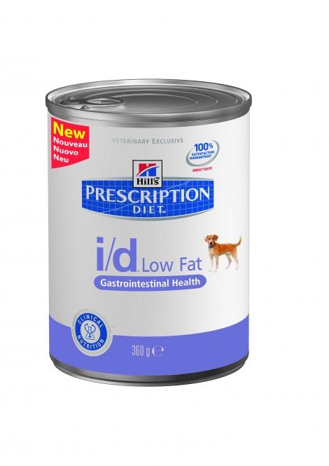 Hills Canine i/d Low Fat
