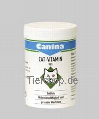 Canina Cat Vitamin Tabs