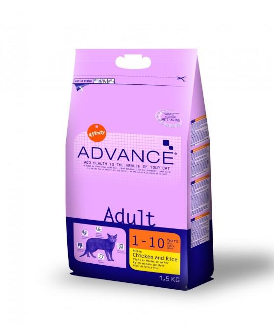 Advance Adult Huhn und Reis