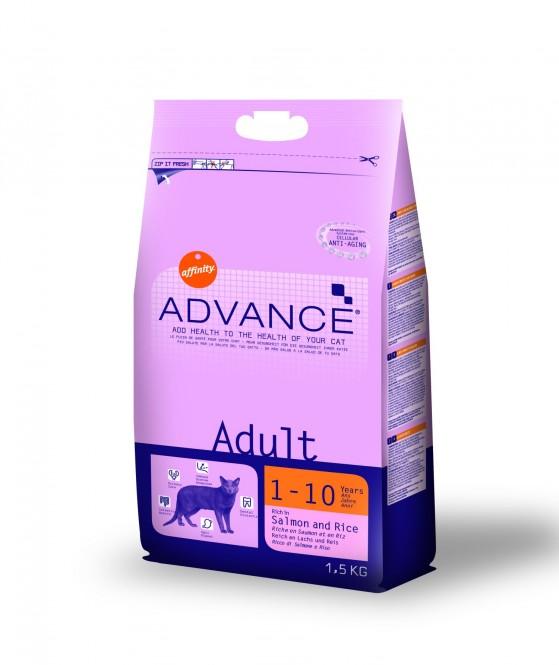 Advance Adult Lachs und Reis