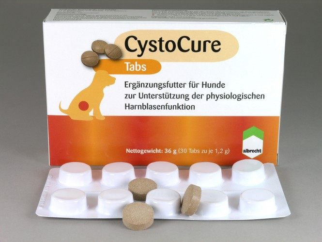 CystoCure Tabs