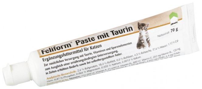 Feliform Paste mit Taurin