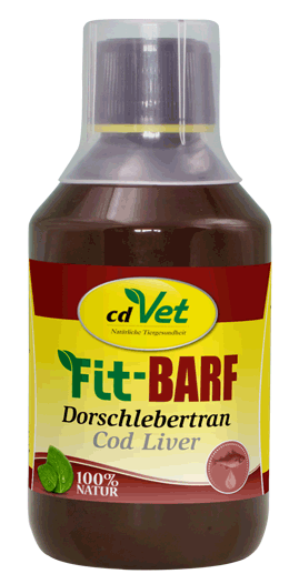 cdVet Fit BARF Dorschlebertran