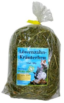 Löwenzahn-Kräuterheu