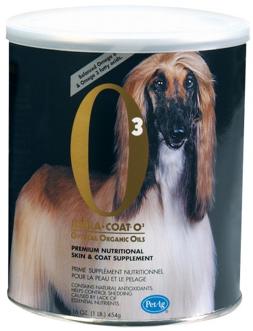 Mirra-Coat O3 Dog Powder