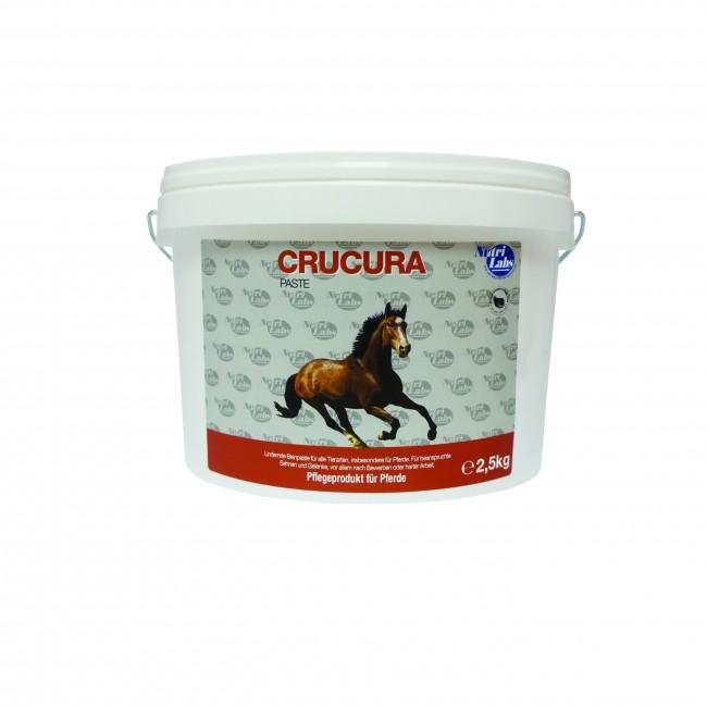 Nutri Labs Crucura basic Paste für Pferde