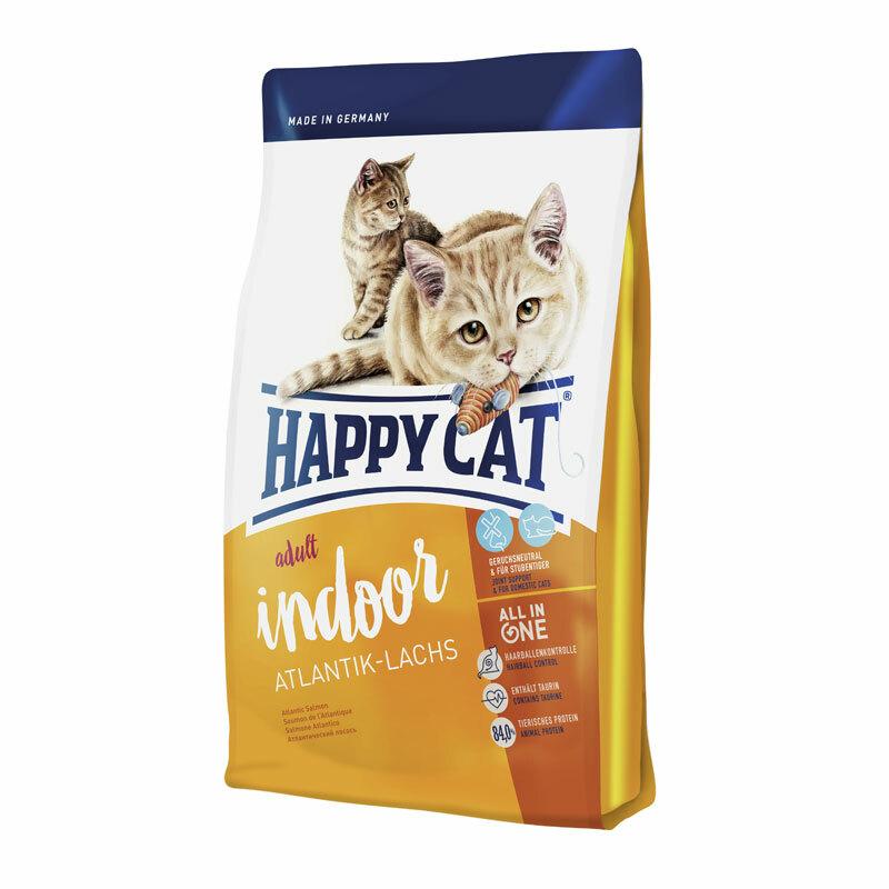 Happy Cat Supreme Fit&Well Adult Atlantik-Lachs