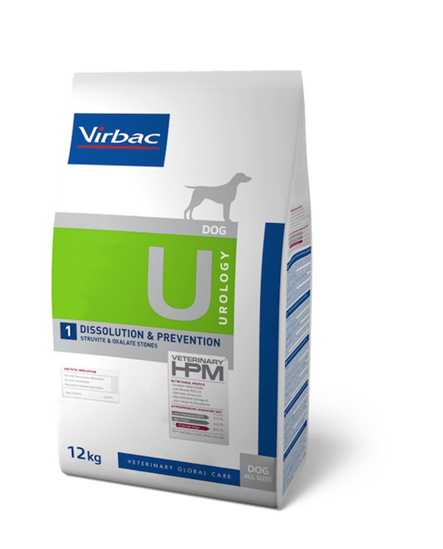 Virbac Veterinary HPM Dog Urology 1 12 kg