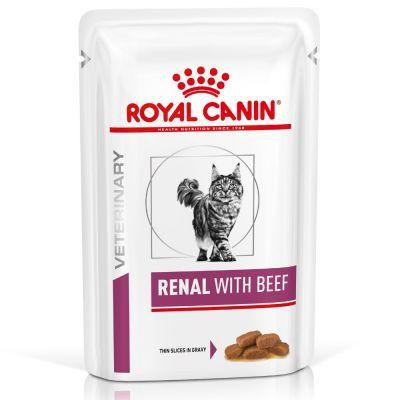 Royal Canin Renal Beef (Rind) 1 x 85 g (Frischebeutel)