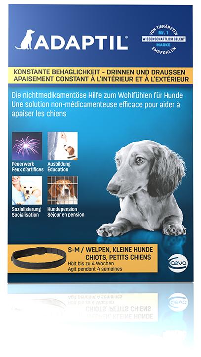 Adaptil Halsband 1 x Adaptil Halsband für Welpen und kleine Hunde