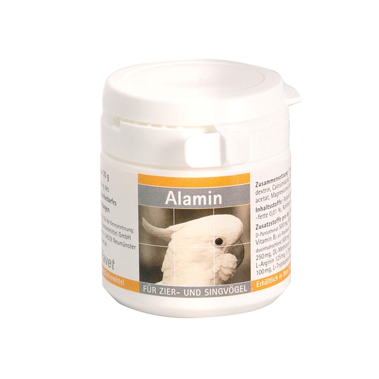 Alfavet Alamin für Zier- und Singvögel