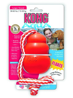 Aqua-Kong mit Schnur