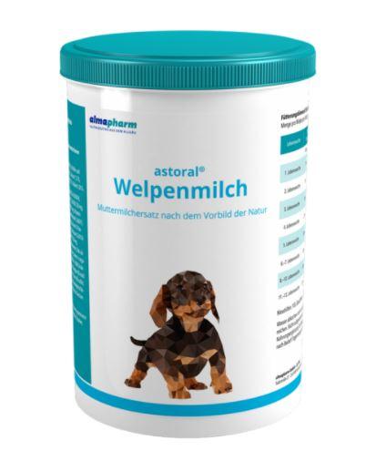 astoral Welpenmilch