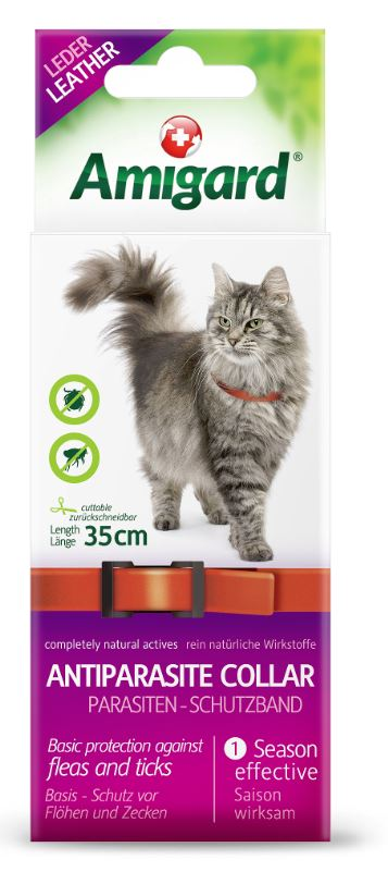 Amigard Parasiten-Schutzband Katze