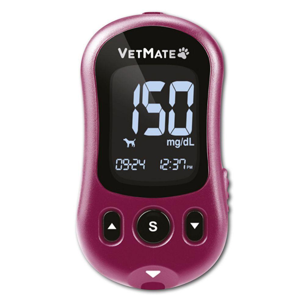 VetMate Blutzuckermessgerät mg/dl eco