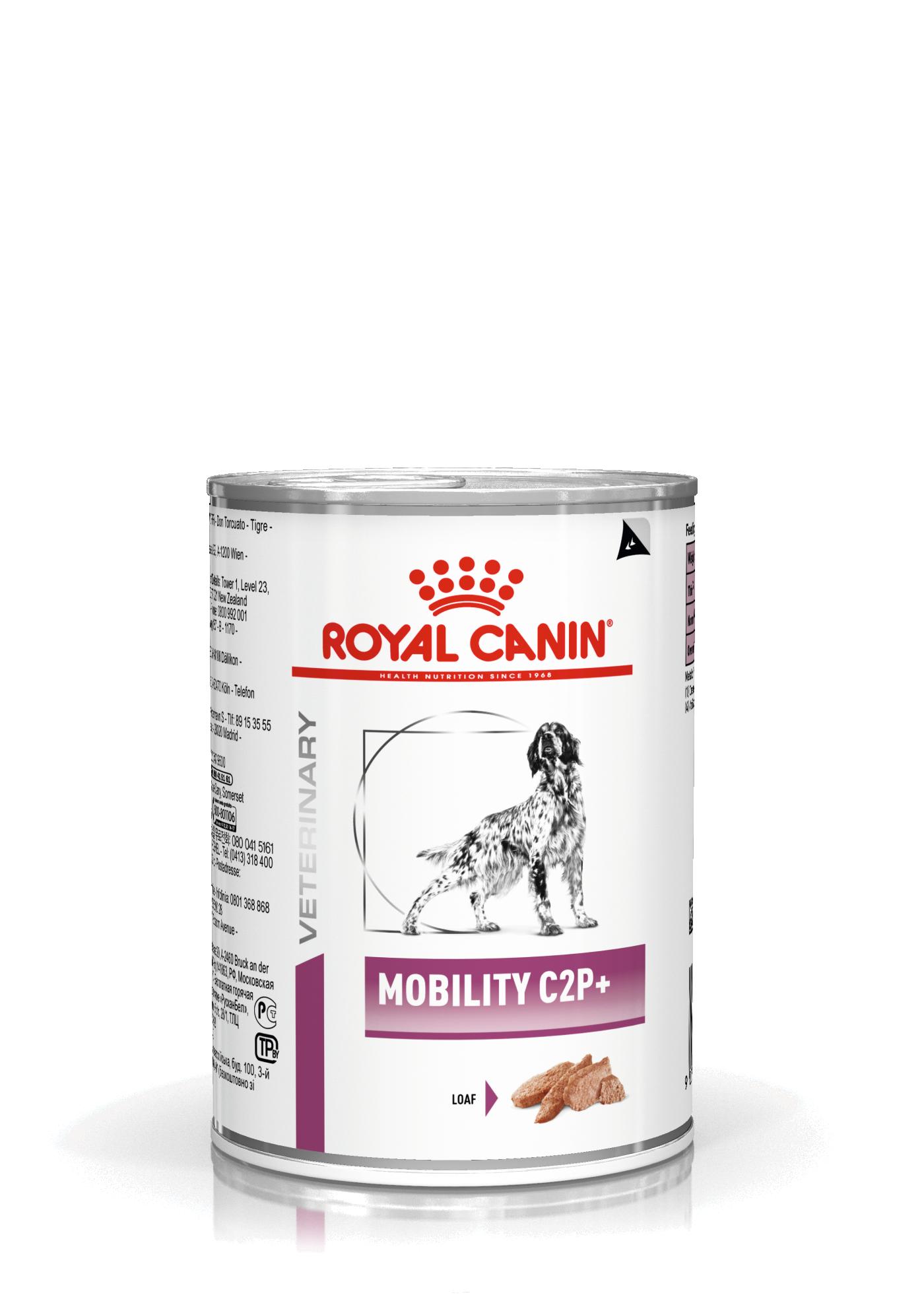 Royal Canin Mobility C2P+ 12 x 400 g (Hund)