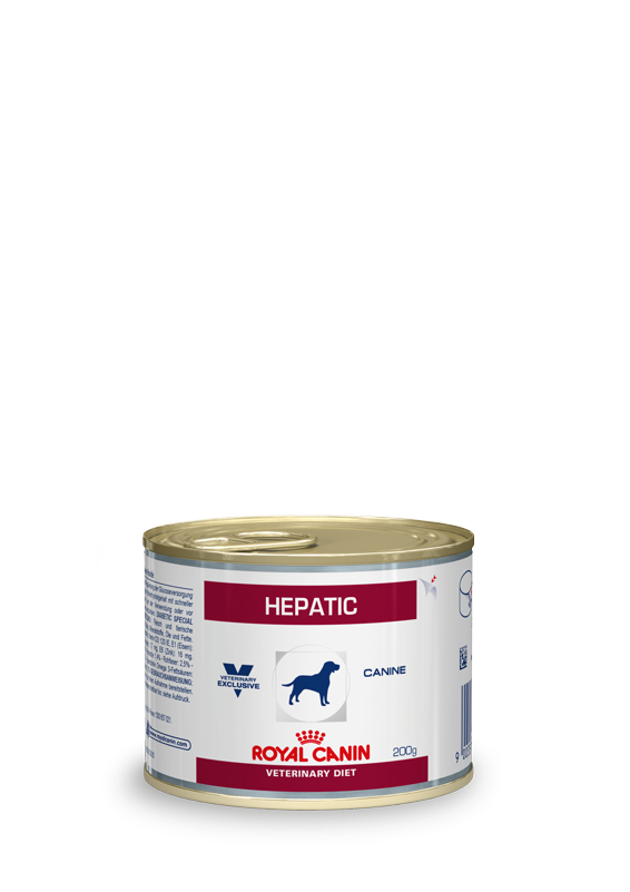 Royal Canin Hepatic 12 Dosen je 200g