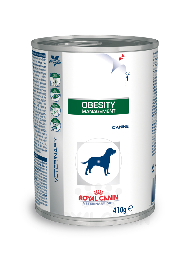 Royal Canin Obesity Management 1 Dose je 410g