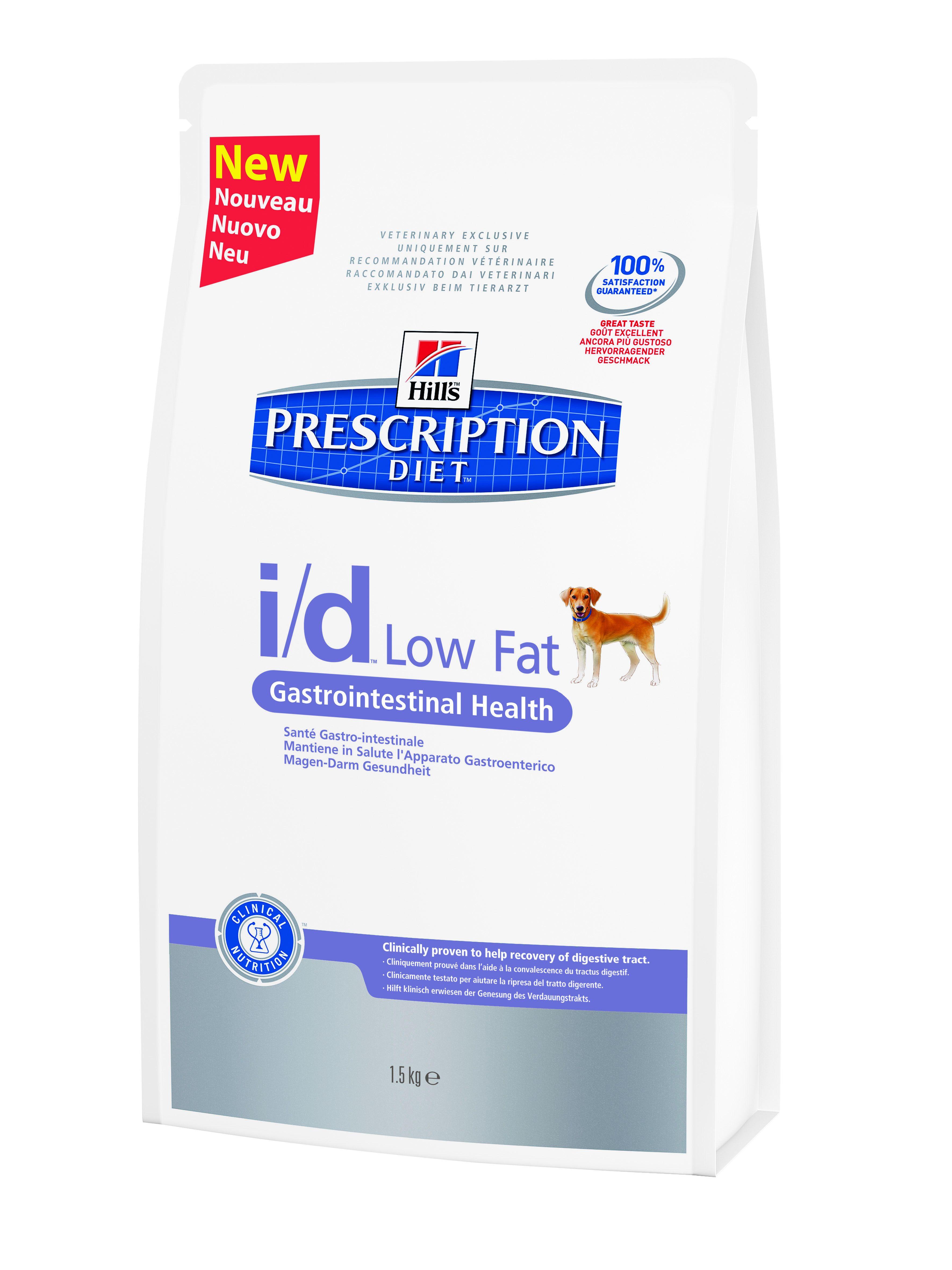Hills Canine i/d Low Fat 6 kg