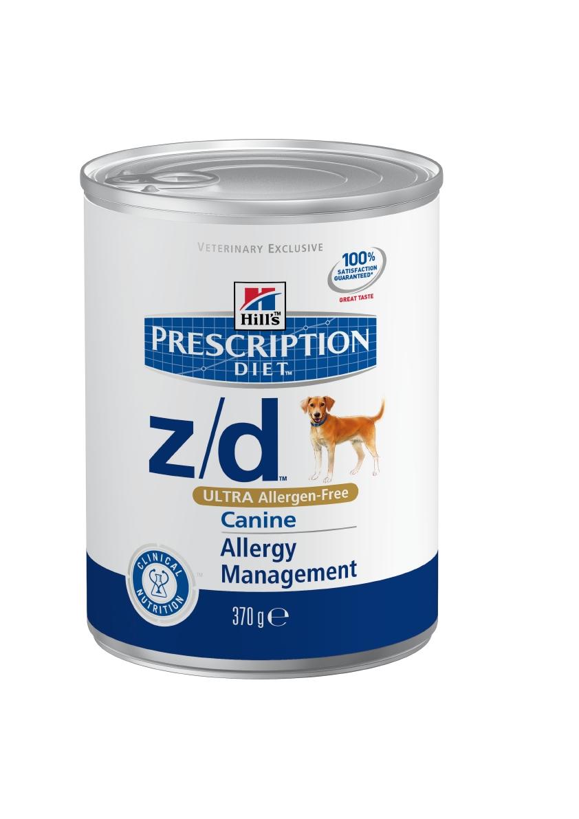 Hills Canine z/d (Dosenfutter) 1 x 370 g (Hund)