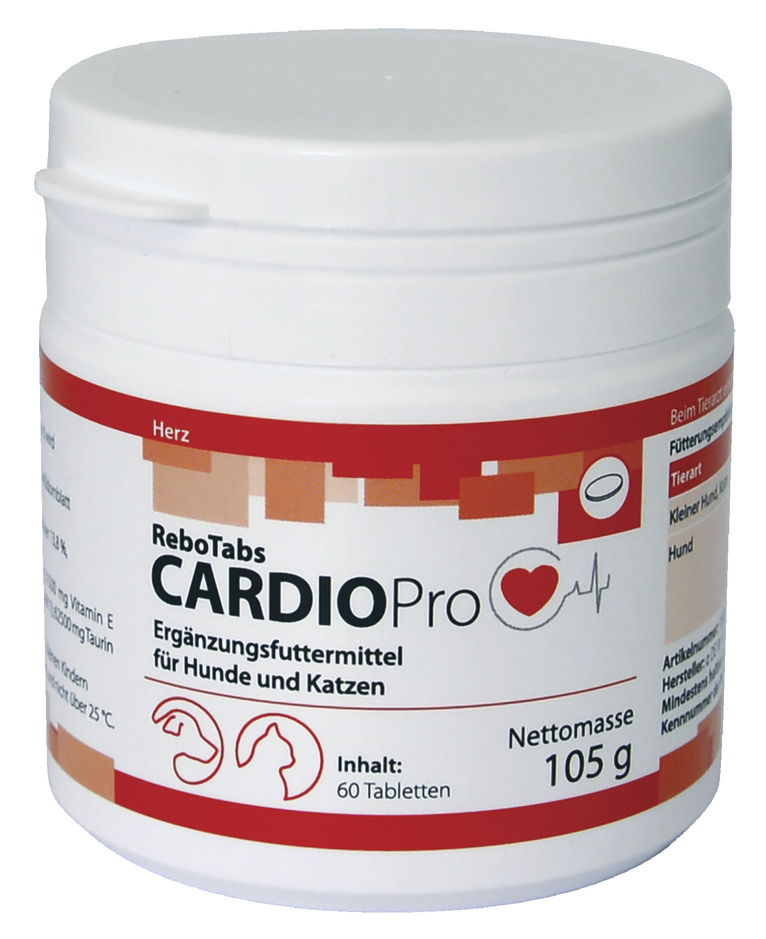 CARDIOPro Tabletten