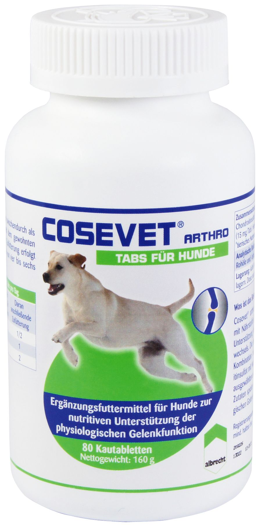 Cosevet arthro Tabs