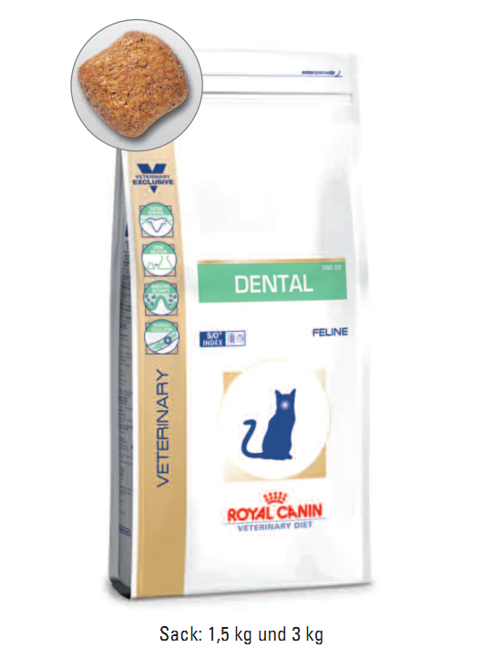 Royal Canin Dental 3 kg (Katze)