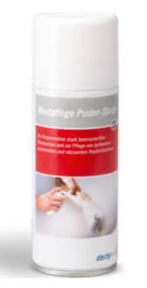 Derbymed Hautpflege Puder-Spray