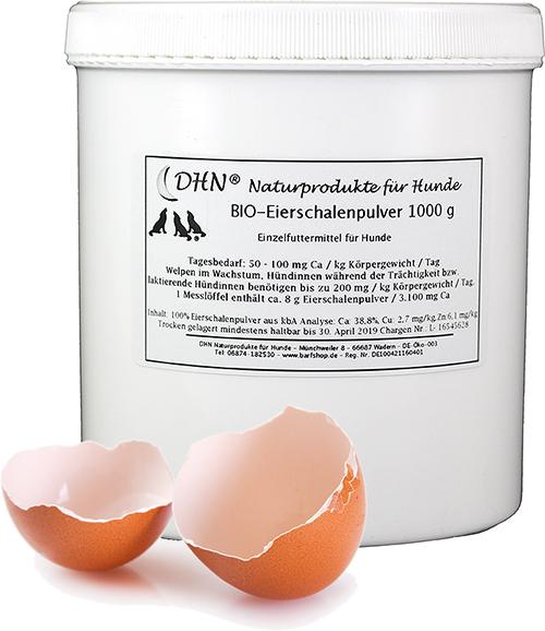 DHN BIO-Eierschalenpulver
