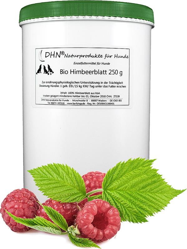 DHN BIO-Himbeerblatt