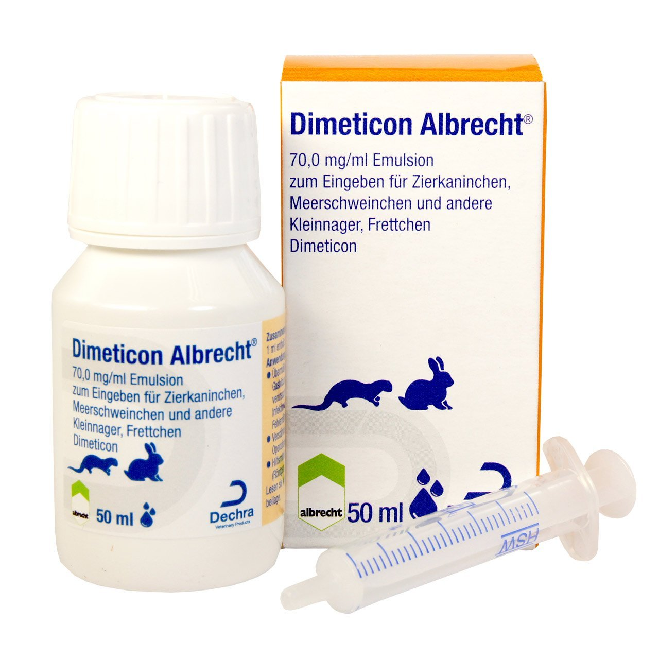 Dimeticon Albrecht - Für Heimtiere