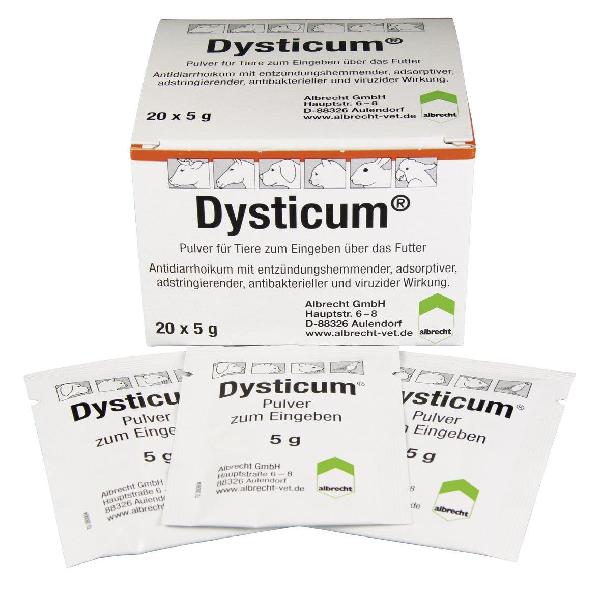 Dysticum Pulver
