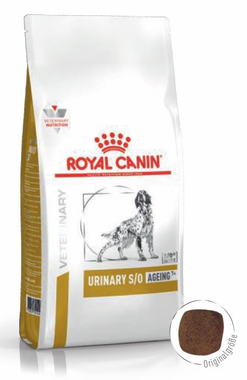 Royal Canin Urinary Ageing 7+ Hund 3,5 kg