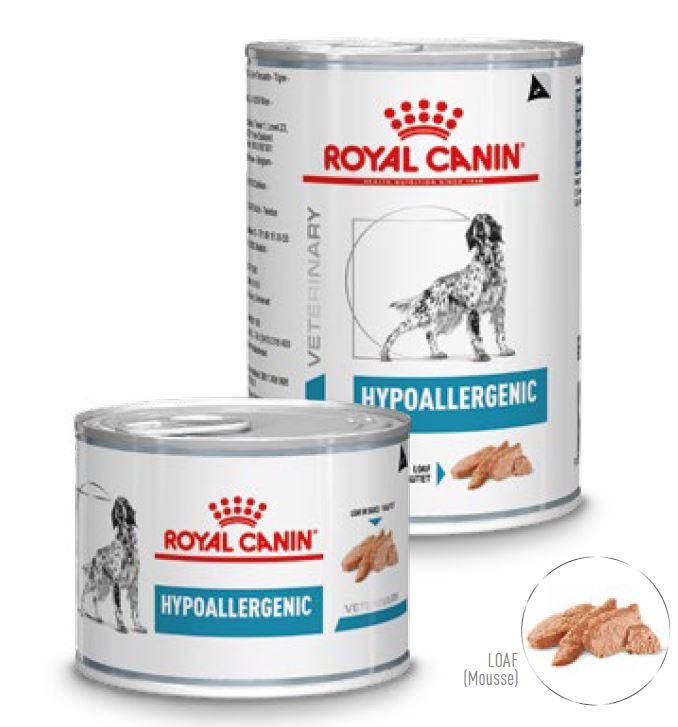 Royal Canin Hypoallergenic 12 Dosen je 200g