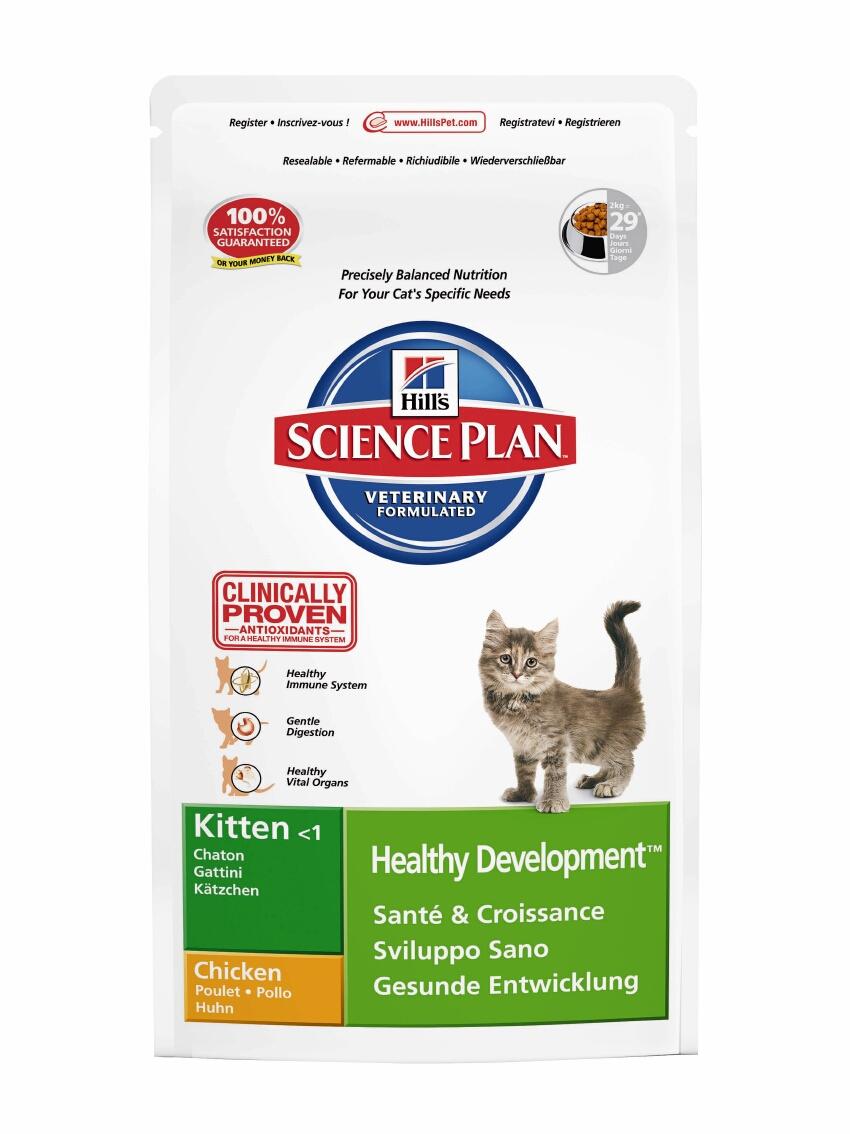 Hills Science Plan Feline Kitten Healthy Development