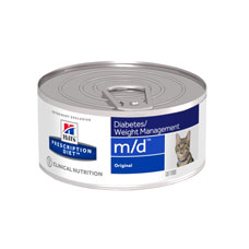 Hills Feline m/d Dosenfutter 1 x 156 g