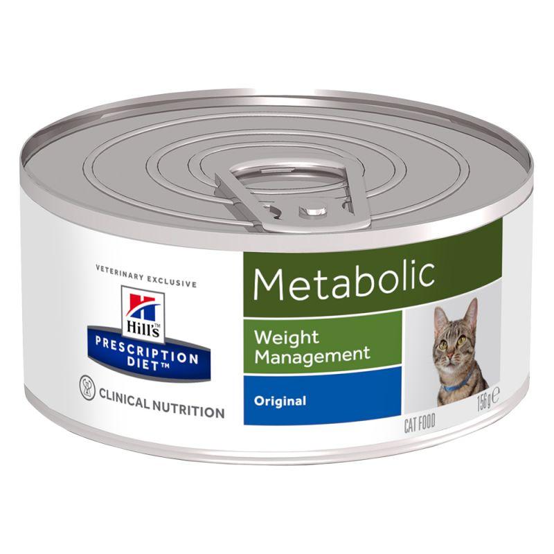Hills Feline Metabolic Dosenfutter 24x 156g