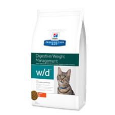 Hills Feline w/d Trockenfutter 5 kg (Katze)
