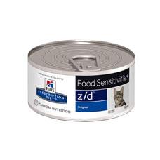 Hills Feline z/d Allergen free Dosenfutter  24 x 156 g (Katze)